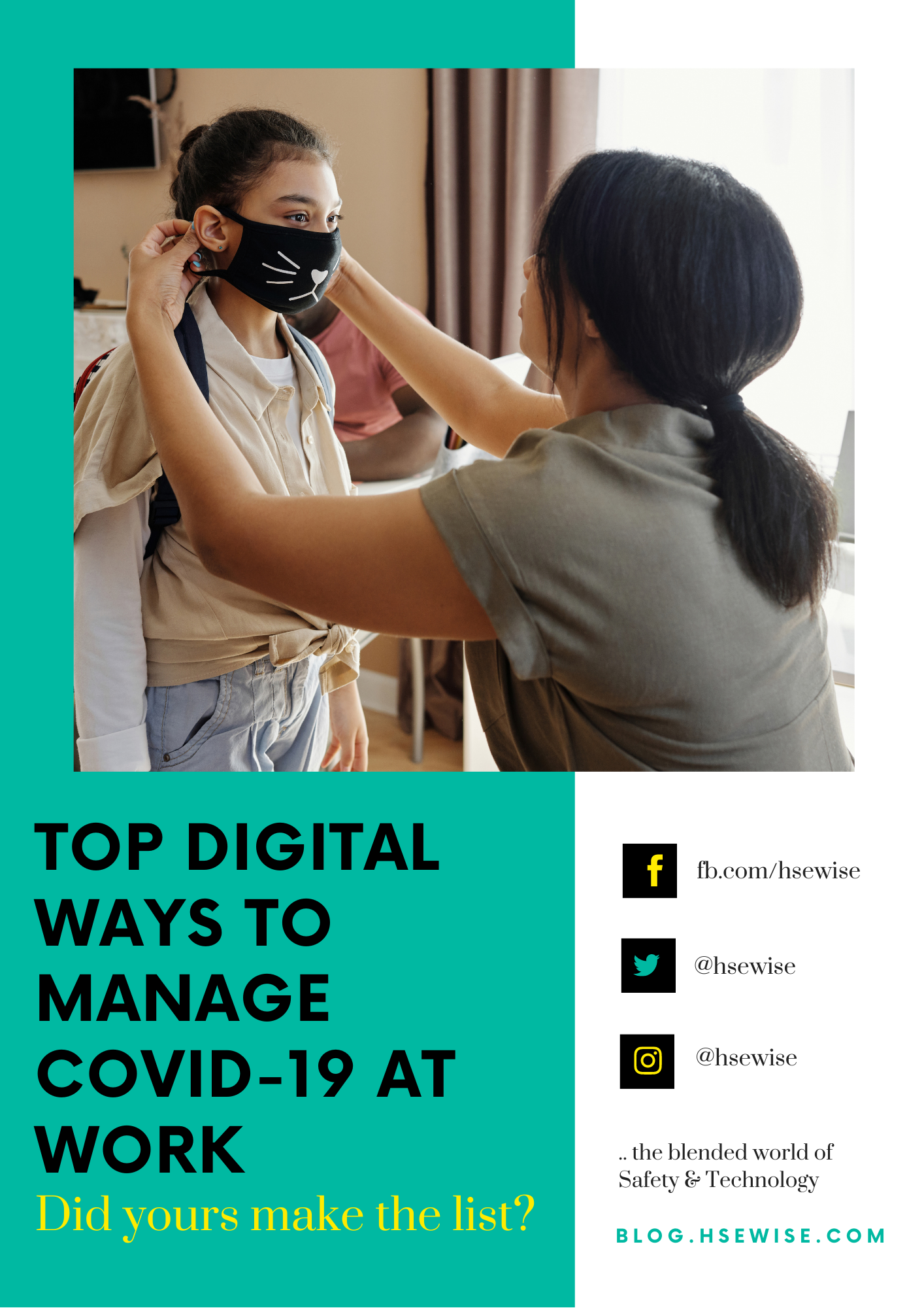 manage covid-19 hsewise